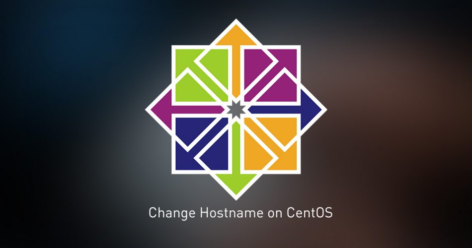 How to Change Hostname on CentOS