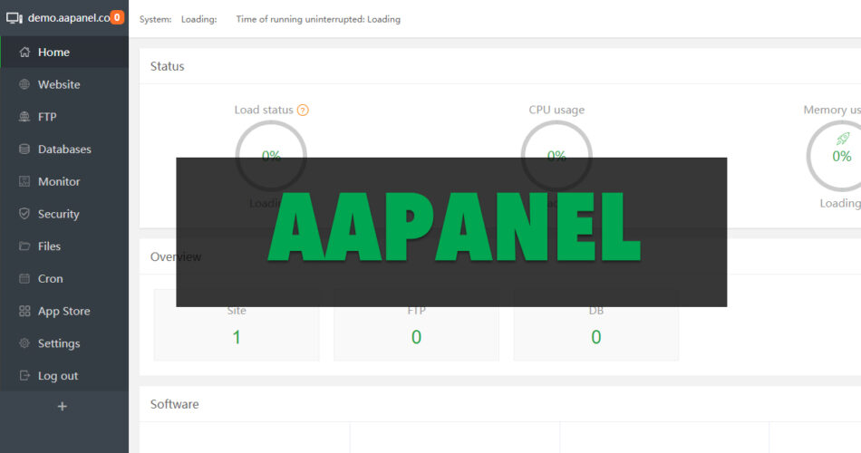 How to Install aaPanel Hosting Control Panel Open Source