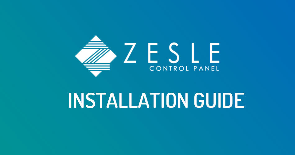 How to Install ZesleCP Free Linux Hosting Control Panel