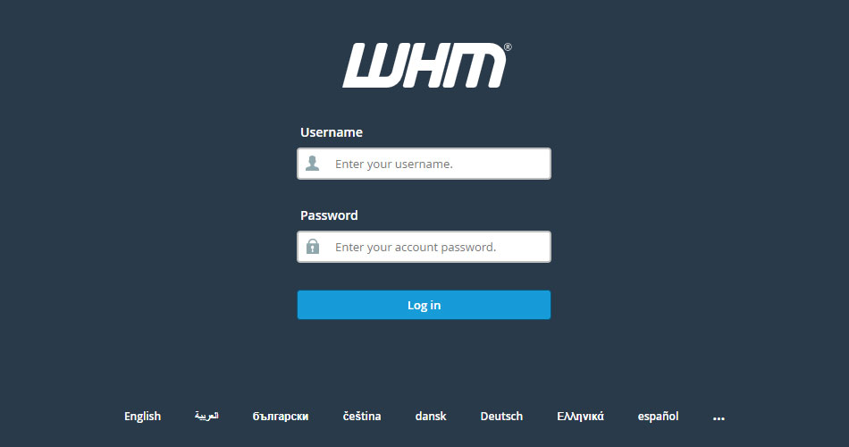 cPanel-and-WHM