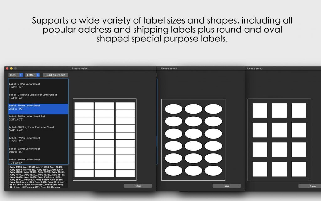 Orion Label And Print Studio 2.60 for Mac Download