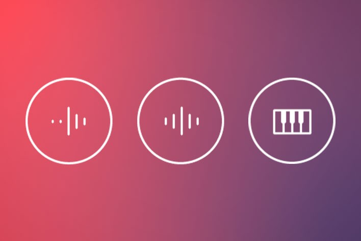 vocal processing symbols