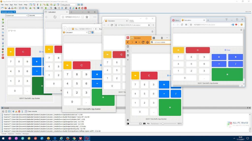 DecSoft App Builder 2021 Direct Download Link