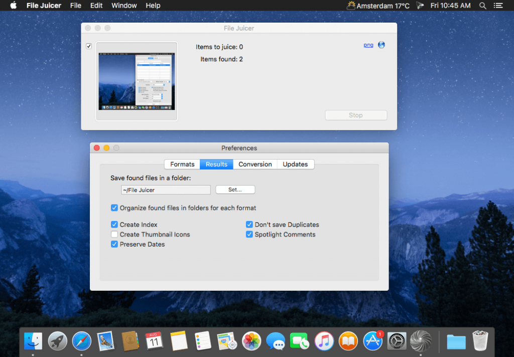 File Juicer 4.95 for macOS DMG Setup Download
