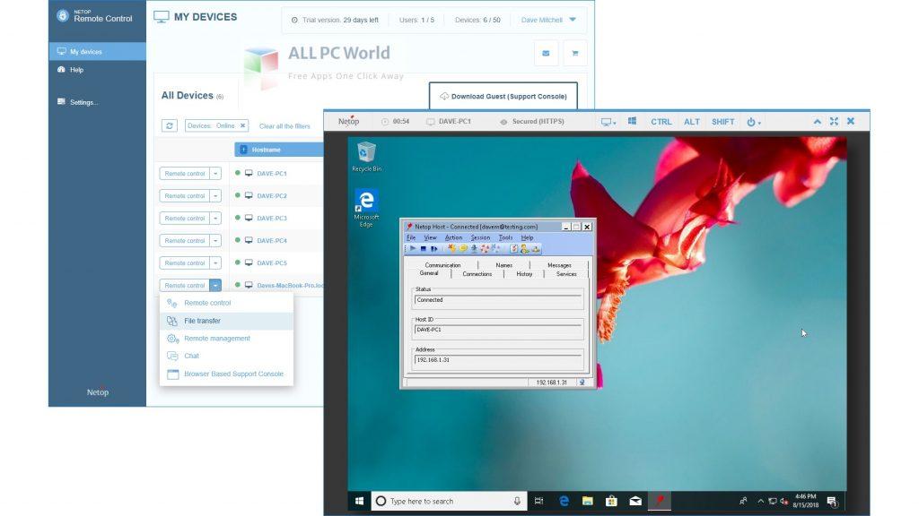 NetOp Remote Control 12 Installer Free Download