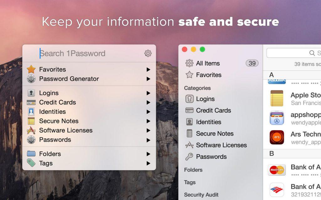 1Password-7-macOS-Download