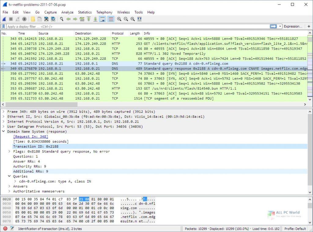 Wireshark 2020 v3.4.1 Download