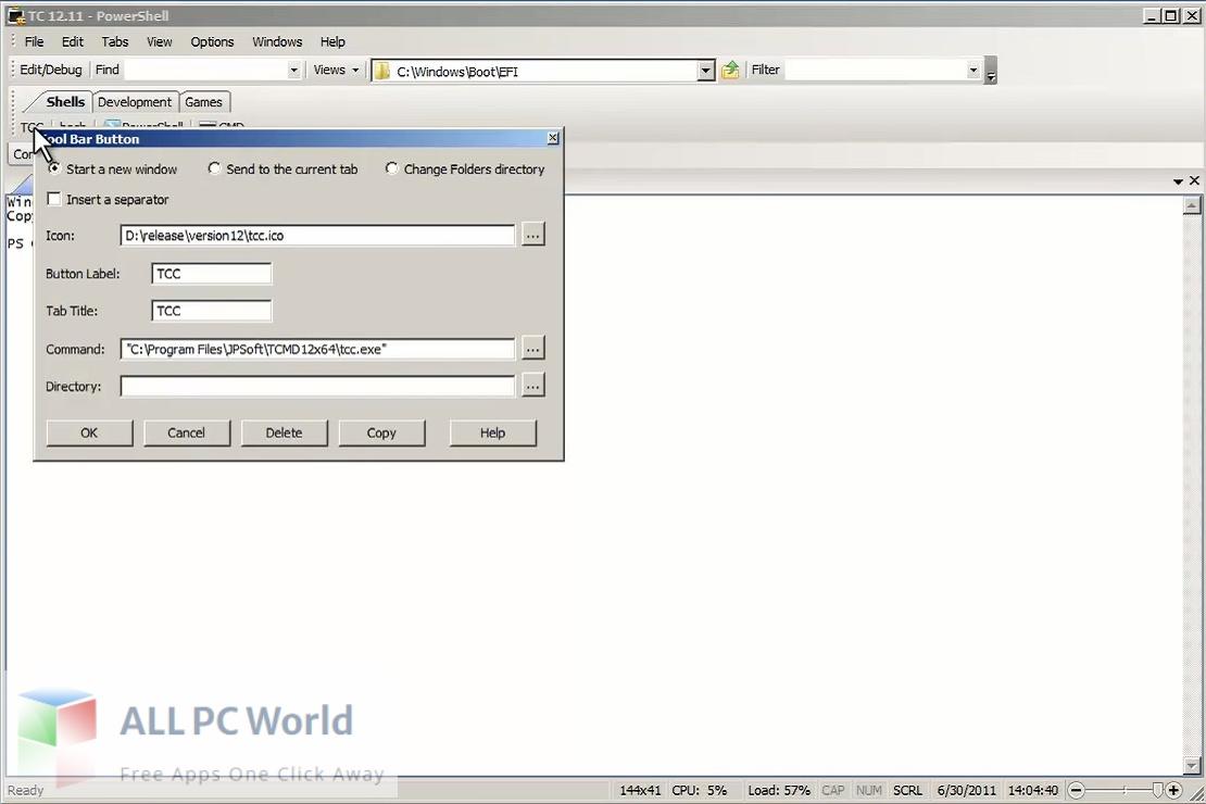 JP Software TCC Download Free