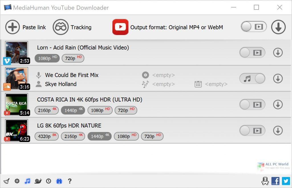 MediaHuman YouTube Downloader 3.9 Direct Download Link