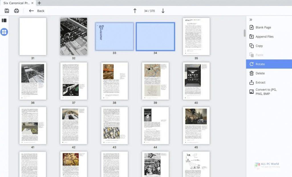 Movavi PDFChef 21.0 Full Version Download