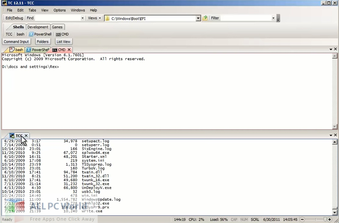 JP Software Take Command Download Free