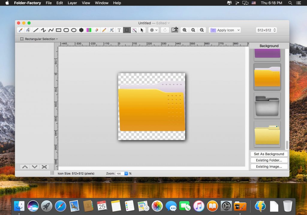 Folder-Factory 5 for Mac Free Download