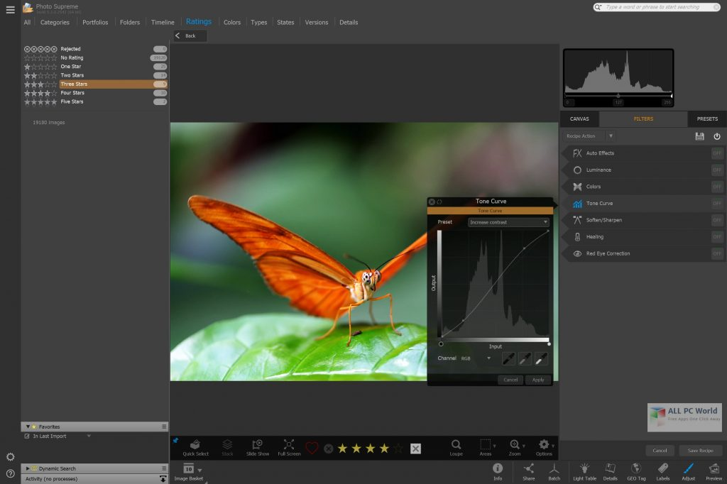 IDimager Photo Supreme 5.6 for Windows