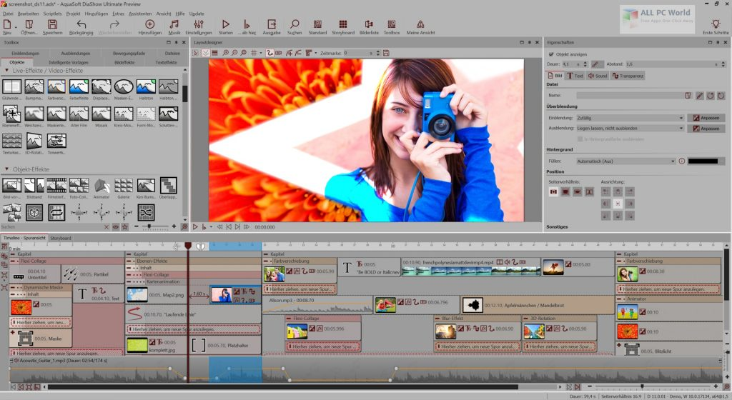 AquaSoft SlideShow Ultimate 11.8 One-Click Download