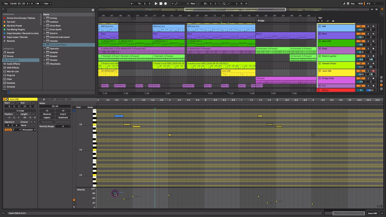 Ableton Live Suite 11 for Windows Free Download