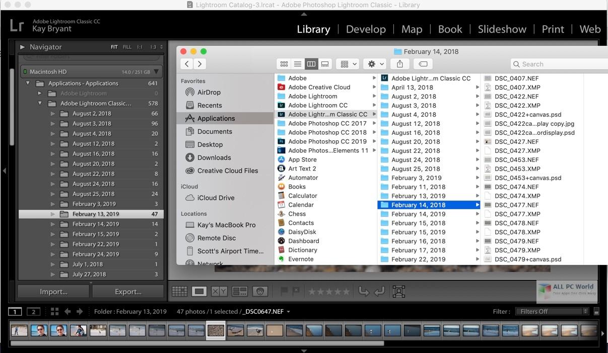 Adobe Photoshop Lightroom CC 4.1 Free Download
