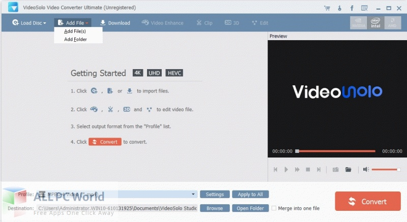 VideoSolo Screen Recorder For macOS Free Download