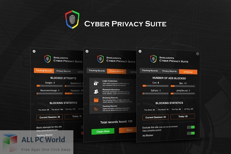 Cyber Privacy Suite 3 for macOS Free Download