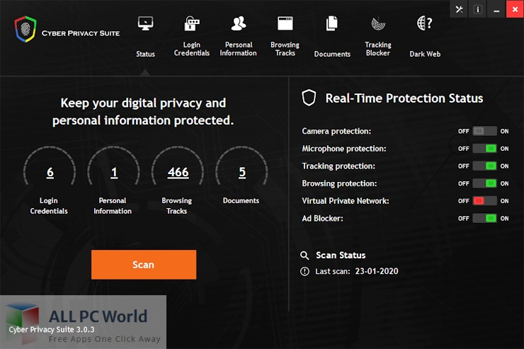 Cyber Privacy Suite 3 Free Download