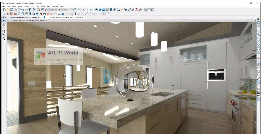 Chief Architect Premier X13 Setup Free Download