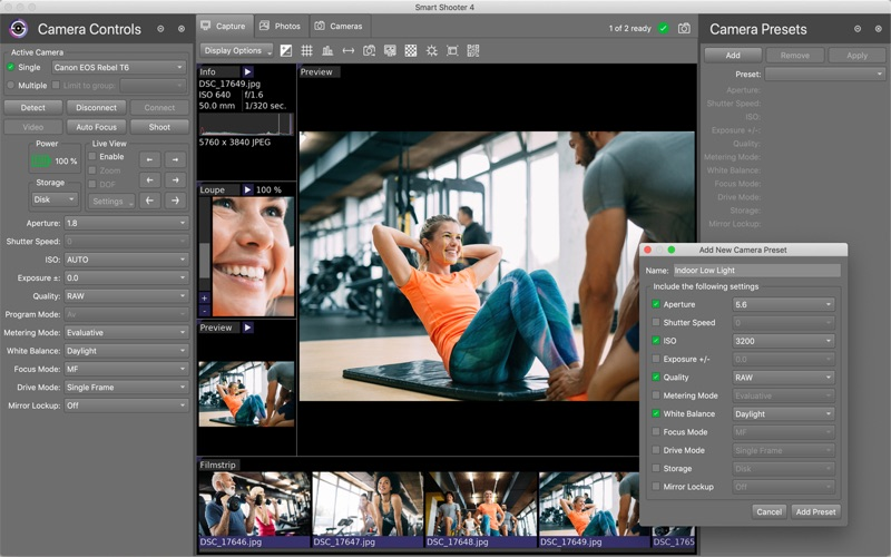 Smart Shooter 4 for Mac Free Download