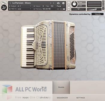 Wavesfactory Le Parisien KONTAKT Library for Mac Free Download