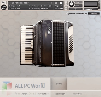 Wavesfactory Le Parisien KONTAKT Library for macOS Free Download