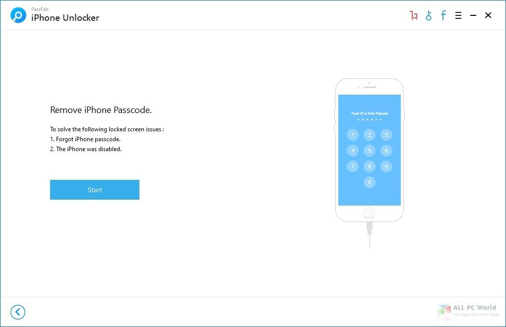 PassFab iPhone Unlocker 3 Download