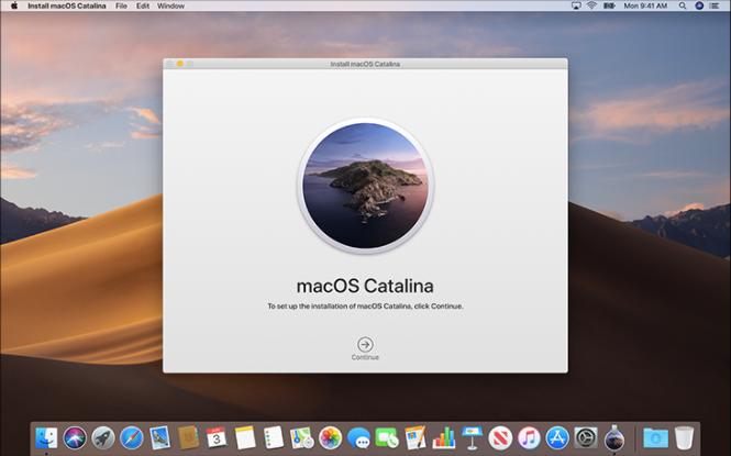 macOS Catalina 10.15.7 DMG Download Free