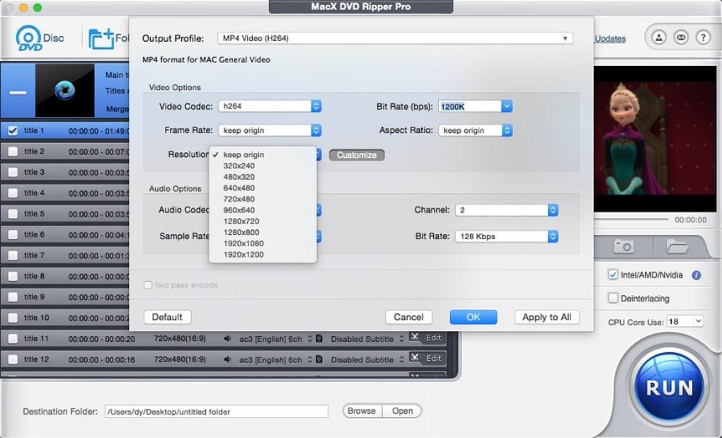 MacX DVD Ripper Pro 6.5.8 Full Version Free Download