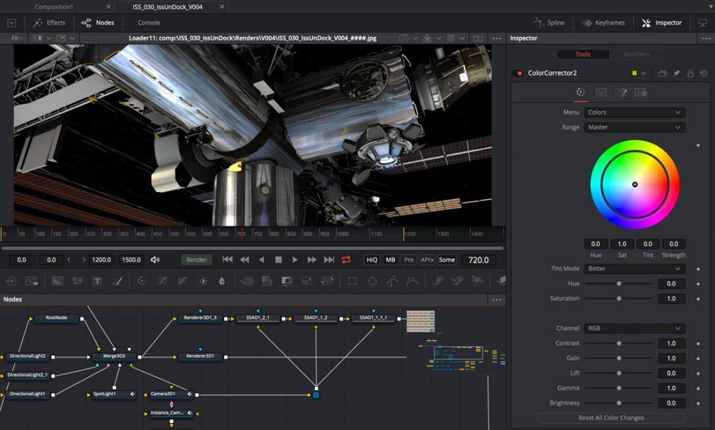 Blackmagic Design Fusion Studio 9 for Mac Download Free
