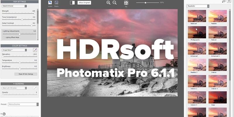 Photomatix Pro 6 for Mac Full Version Free Download