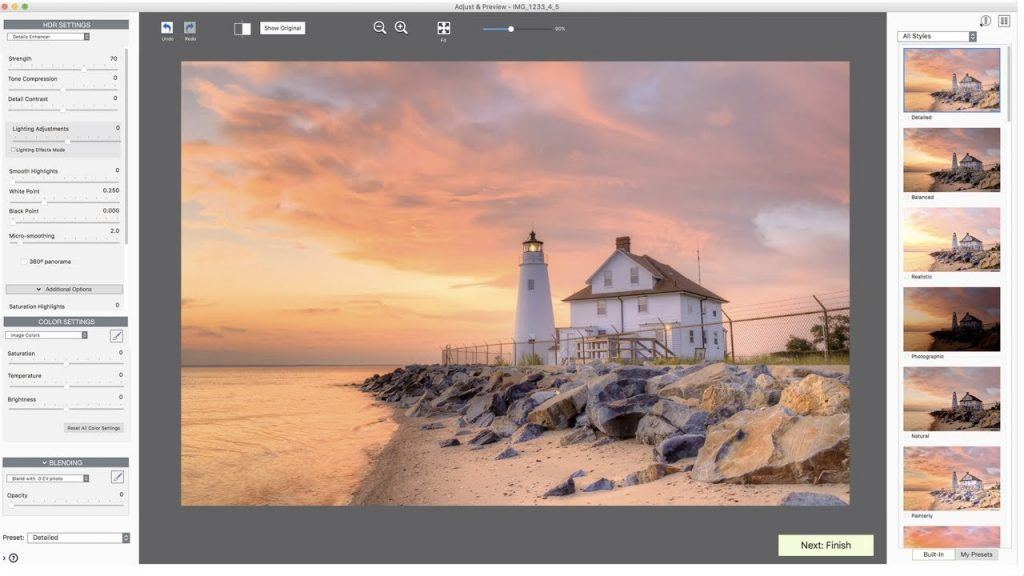 Photomatix Pro 6 for Mac Free Download