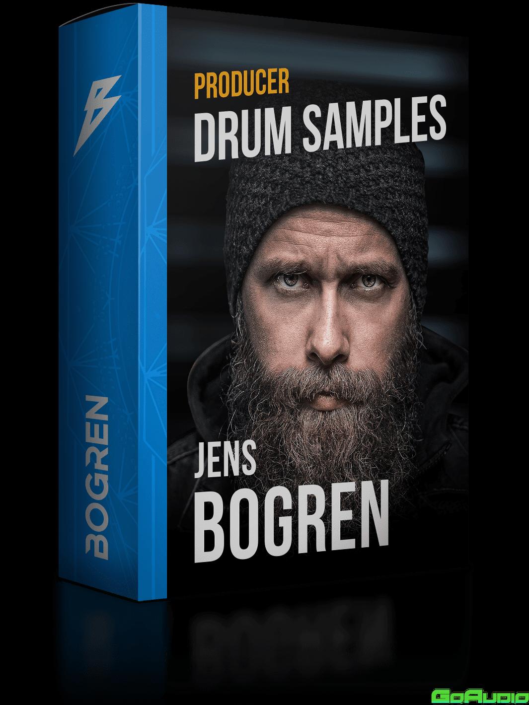Bogren Digital JENS BOGREN SIGNATURE DRUM SAMPLES