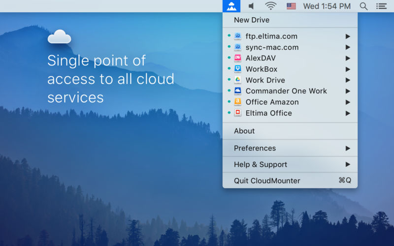CloudMounter 3.2 for Mac Download