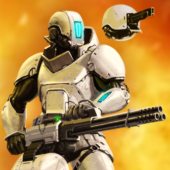 CyberSphere: TPS Online Action-Shooting Game v2.51.32 (Mod - Free Shopping)
