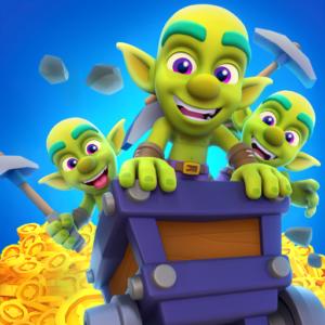 Gold and Goblins: Idle Miner v1.6.0 (Mod - Money)