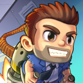 Jetpack Joyride v1.48.1 (Mod - Unlimited Money)