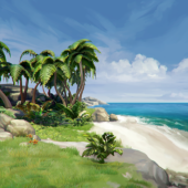 Ocean Is Home : Island Life Simulator v0.557 (Mod - free shopping) + Obb