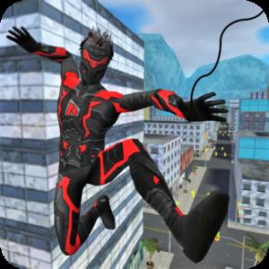 Rope Hero v3.2.4 (Mod - free shopping)