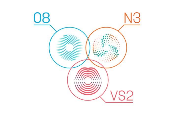 vocalsynth, neutron and ozone icons