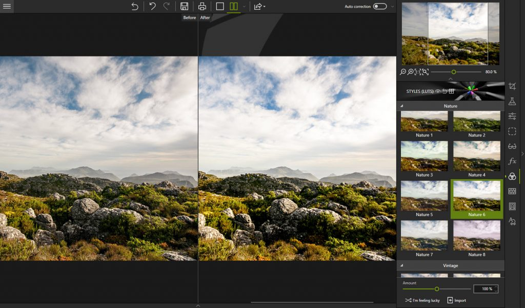 inPixio Photo Editor 2021 v1.1. for macOS Free Download