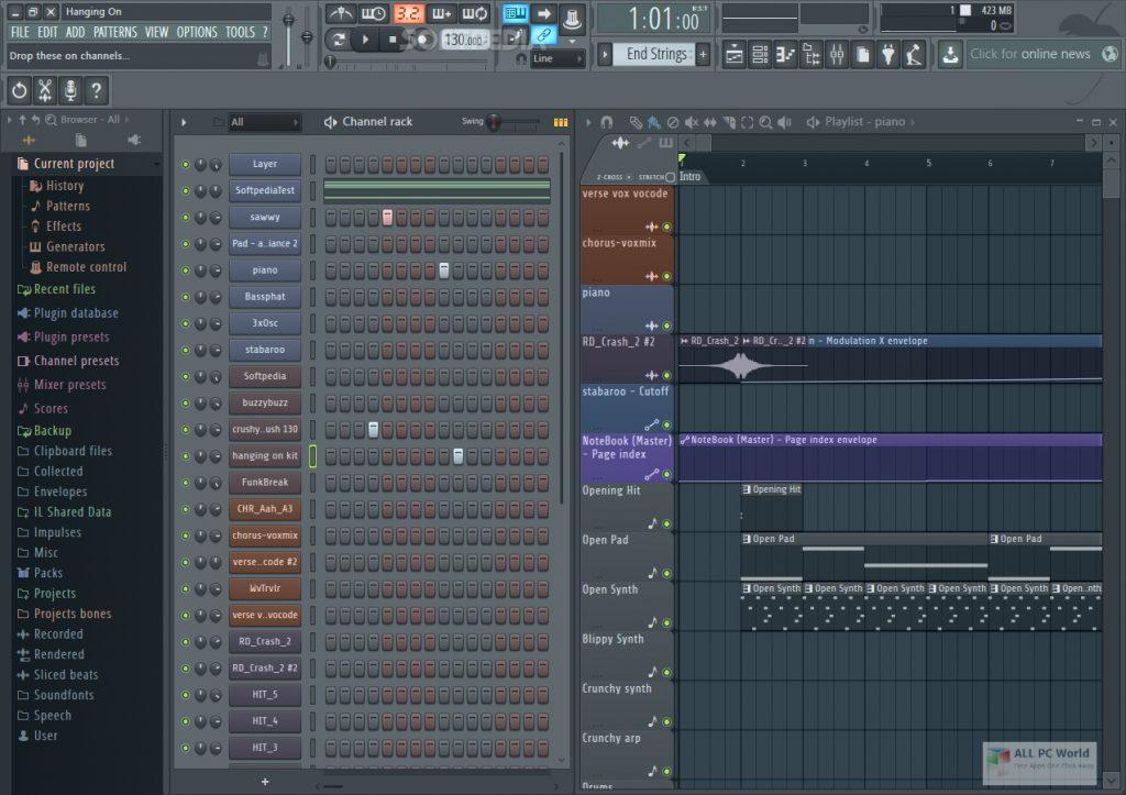 FL Studio Producer Edition 20.1 Free Download