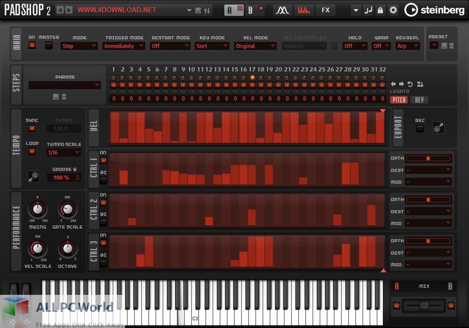 Steinberg Padshop Pro Free Download