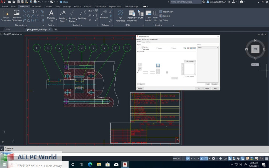 Autodesk AutoCAD Plant 3D 2022 for Free Download