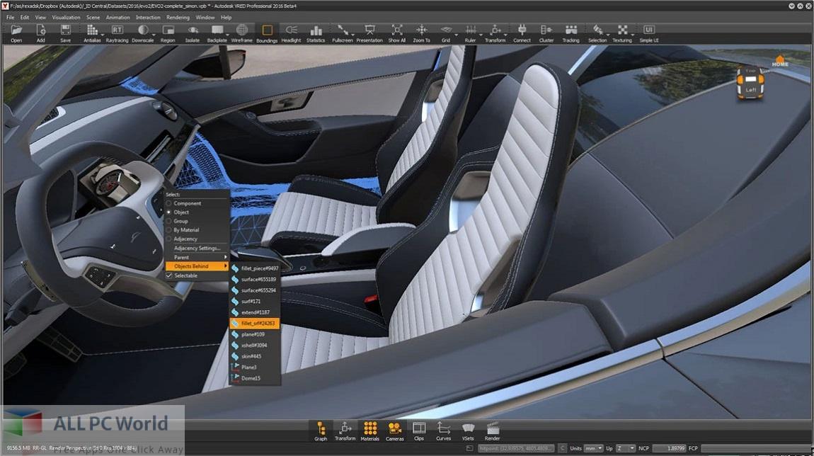 Autodesk VRED Design Free Download