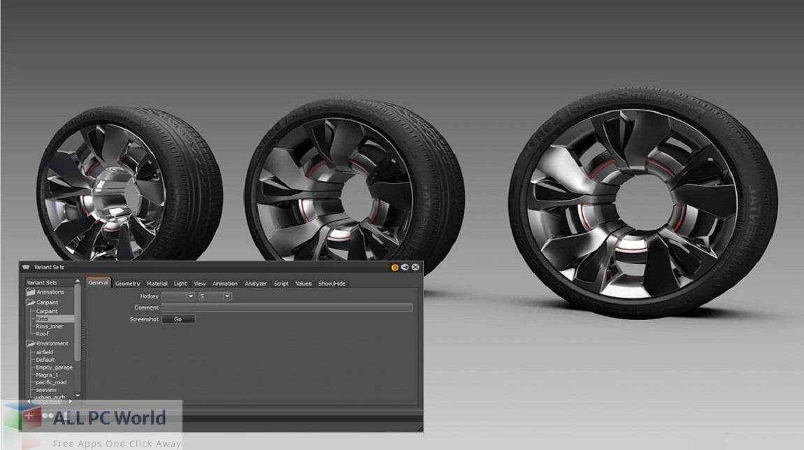 Autodesk VRED Design for Free Download
