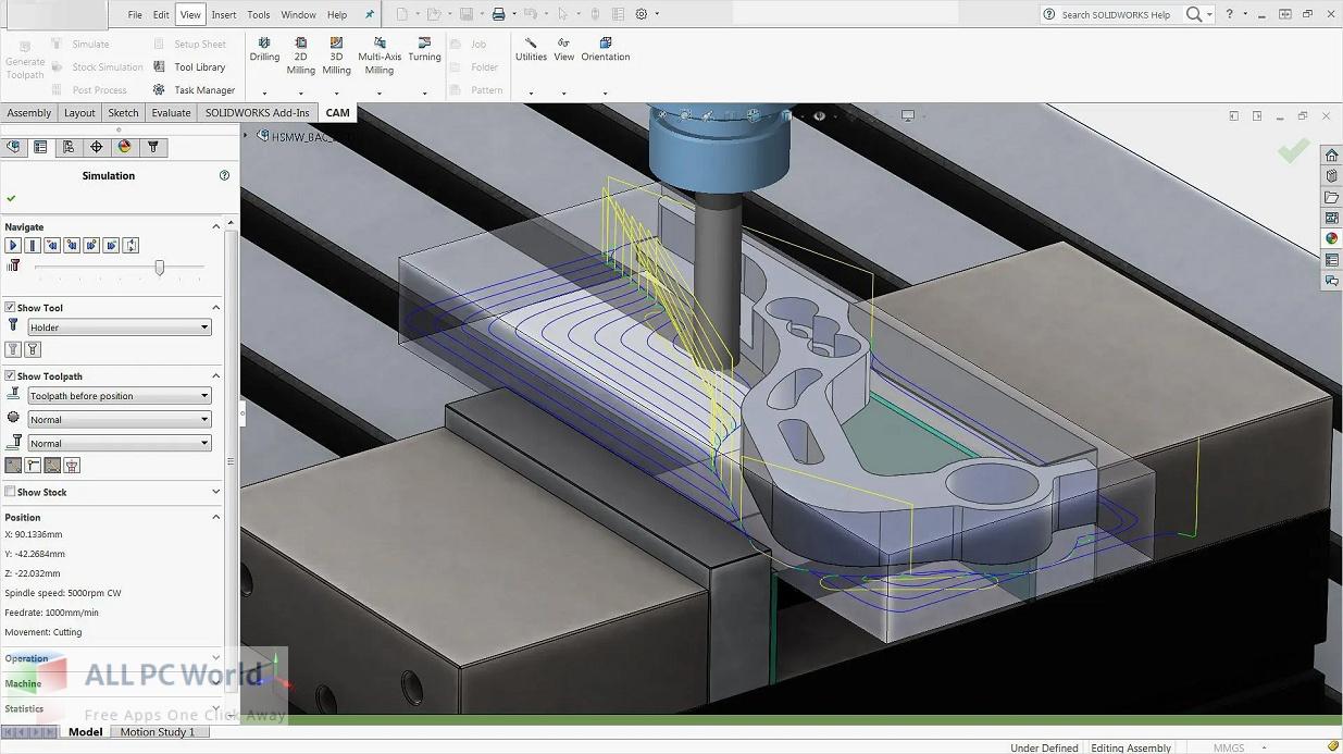 Autodesk HSMWorks Ultimate Free Download