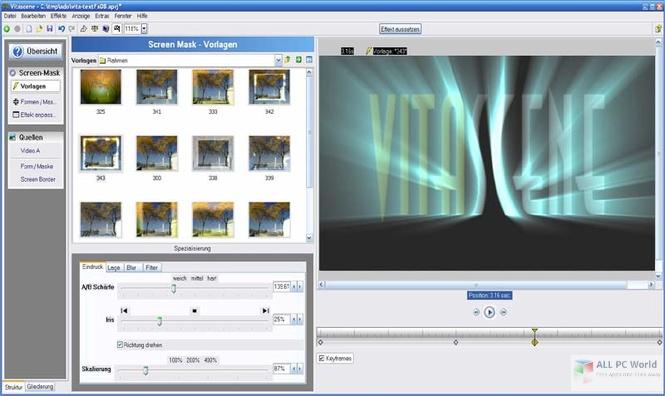 proDAD Vitascene 4.0 Full Version Download