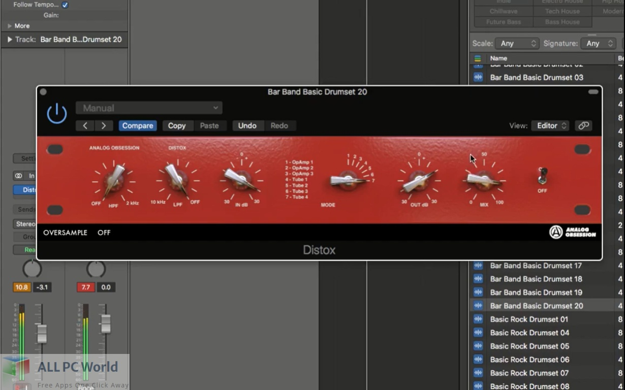 Download Analog Obsession Distox 4 Free